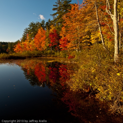 Pequawket Pond, New Hampshire - 2010