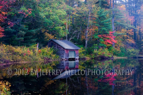 The Boathouse on Little Lake