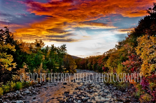 Saco River Sunset